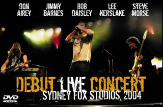 Living Loud Sydney concert DVD.